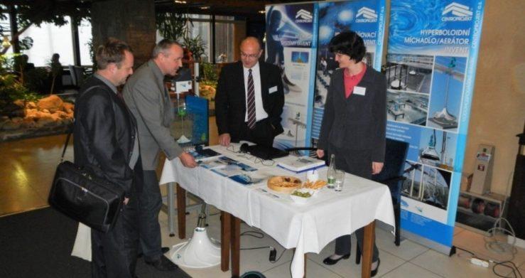 Konference Odpadové vody 2014