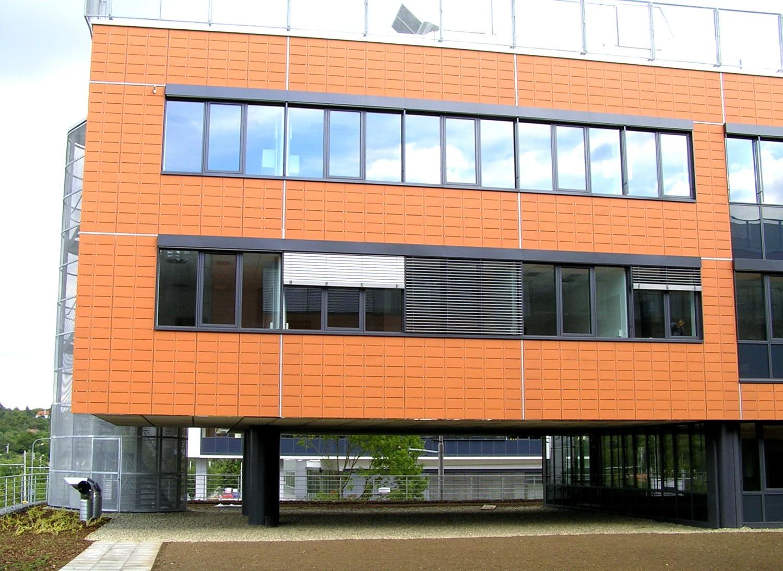 Projekt univerzitního kampusu Ilbit v Brně projektovala firma Centroprojekt ze Zlína