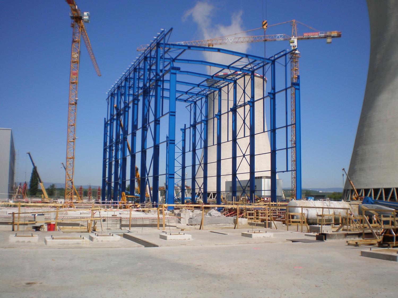 Paroplynová elektrárna Počerady