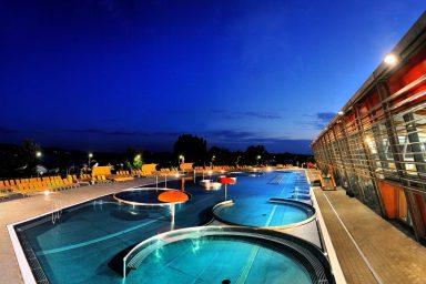 Bazénové technologie Aqualandu Moravia