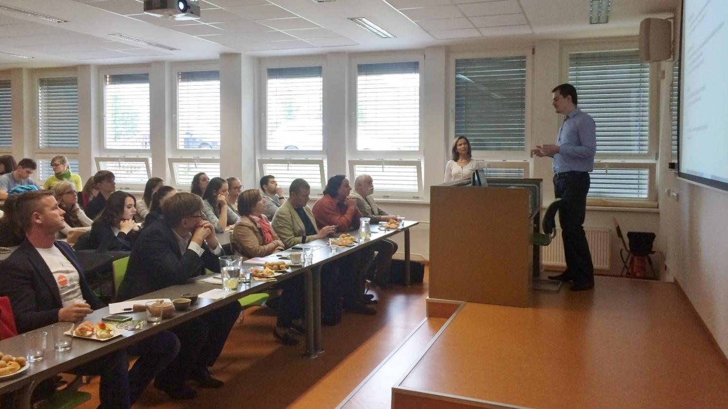 Podpora talentové soutěže na Univerzitě Tomáše Bati ve Zlíně