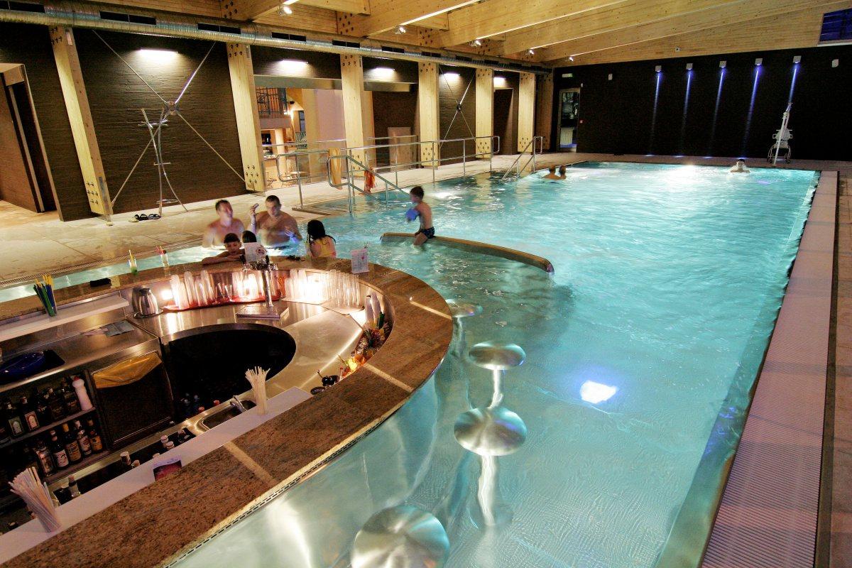 Slovakia - The Aquacity in Poprad
