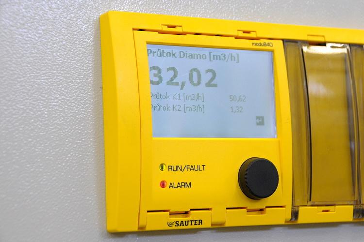 Combined Heat and Power Generation Plant at Františkov in Liberec