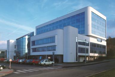 Centroprojekt připravil stavební projekt rekonstrukce budovy soudu ve Zlíně