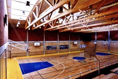 Projekt sportovní haly Zelené ve Zlíně připravila společnost CENTROPROJEKT