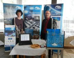 Semináře Nové postupy a metody při provozování čistíren odpadních vod 2015 se aktivně zúčastnil také zlínský Centroprojekt