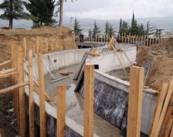 Výstavba aquaparku Tbilisi v Gruzii podle firmy CENTROPROJEKT pokračuje