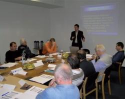 Vzdělávání zaměstnanců Centroprojektu proběhlo za podpory evropských fondů
