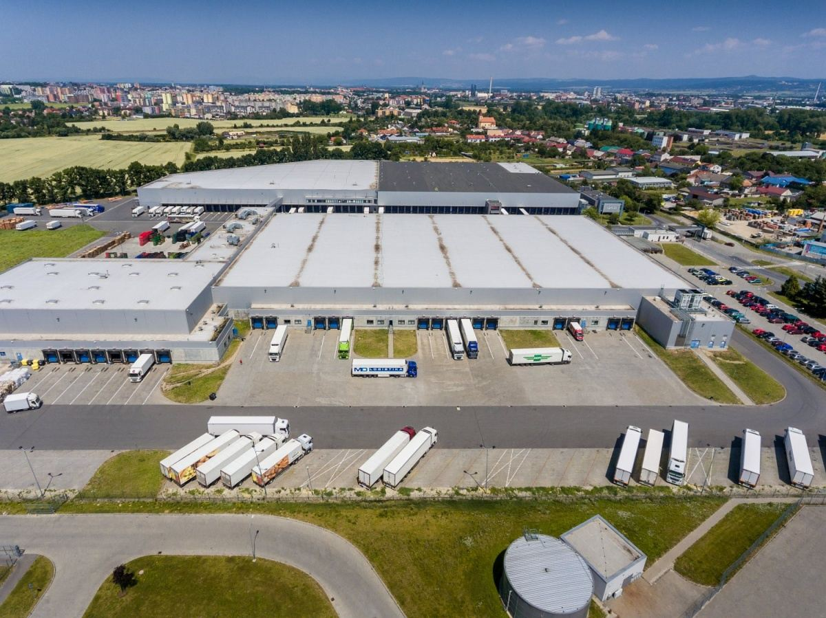 Extenstion of the Ahold Czech Republic Distribution Centre