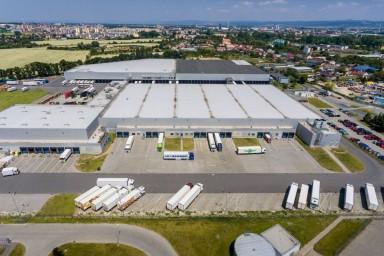 Projekt distribučního centra a skladu pro Ahold Czech Republic projektovala společnost Centroprojekt