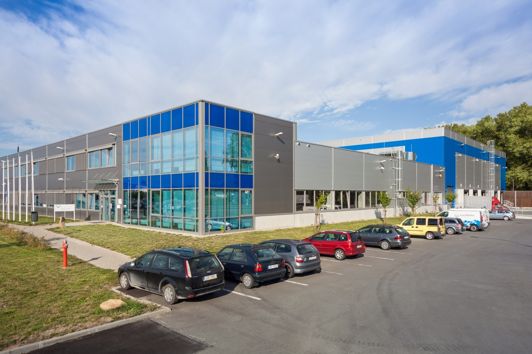 Expansion of the FREMACH MORAVA Production Facilities