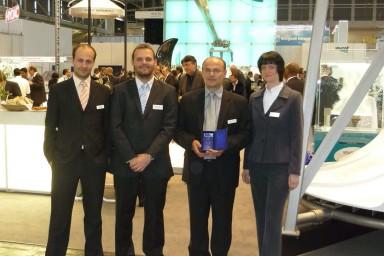 Na vodohospodářských soutěžích se prezentovala nabídka firmy Invent, kterou CENTROPROJEKT zastupuje