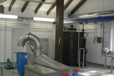 Projekt odkanalizování aglomerace Dolni Lhota projektovala zlínská firma CENTROPROJEKT