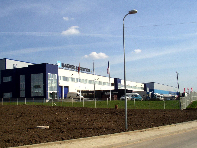 Projekt logistického centra Tulipán park připravil zlínský Centroprojekt