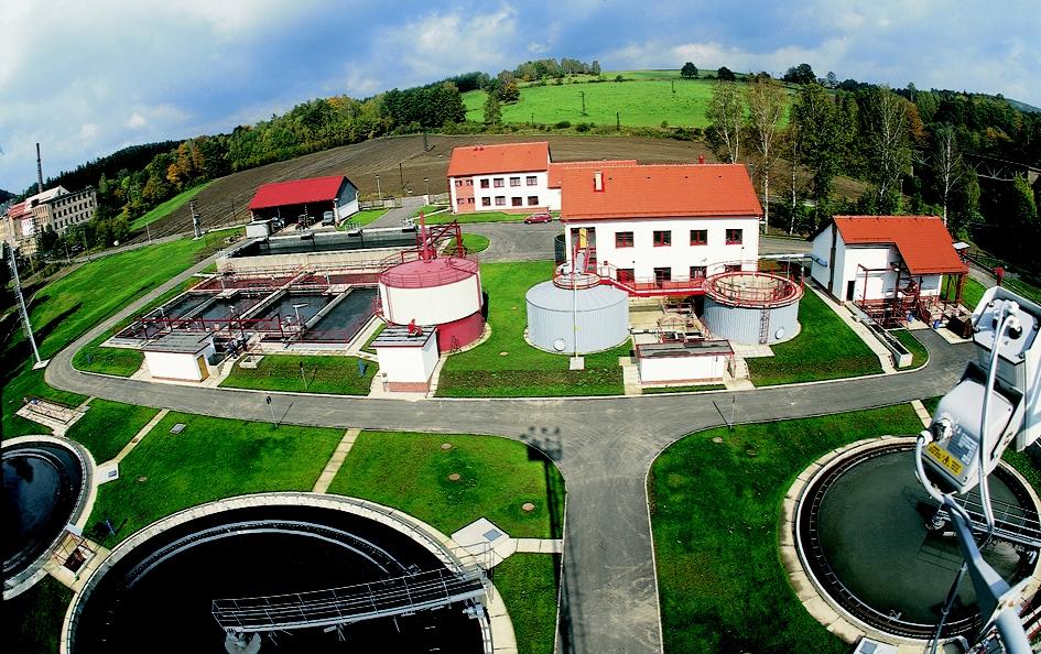 Combined WWTP in Frýdlant v Čechách