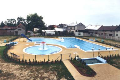 Projekt aquacentra Majetin připravila projekční kancelář CENTROPROJEKT GROUP a.s.