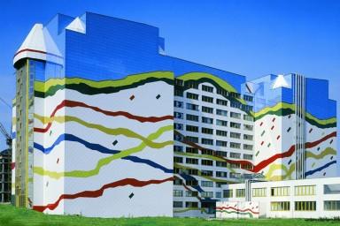 Projekt archivní budovy v Praze Chodověc navrhl CENTROPROJEKT ze Zlína