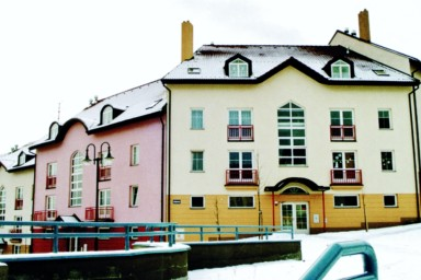 Projekt bytových domů ve Slavičíně připravil CENTROPROJEKT
