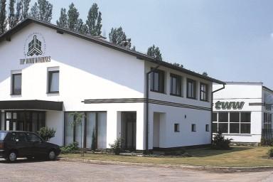 Projekt výrobní haly TWW Zašová připravil zlínský CENTROPROJEKT