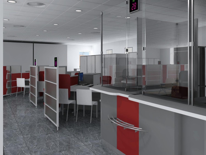 Renovation of the Office Building for VZP ČR Insurer Branch in Zlín