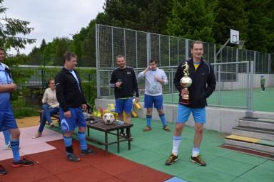 Fotbalový turnaj O pohár předsedy představenstva společnosti CENTROPROJEKT ve Zlíně