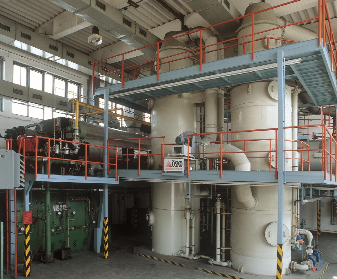 Waste Incineration Plant for Barum Continental