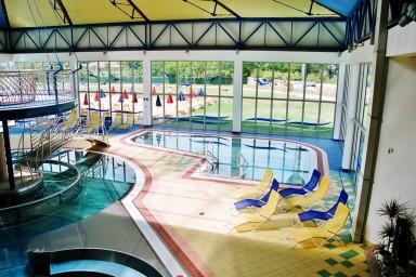 Bazénové technologie pro termální centrum Galandia v Galantě dodala společnost CENTROPROJEKT GROUP