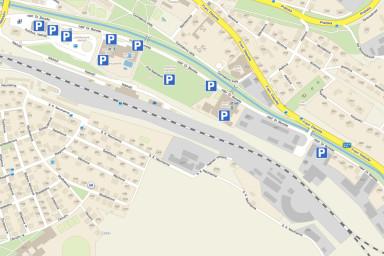 Studie dopravy v Rakovníku