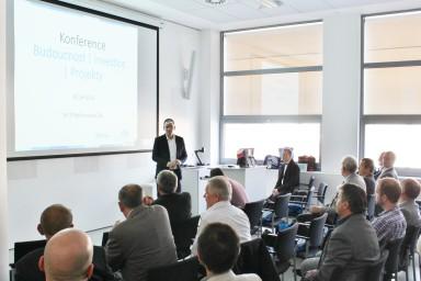 Zahájení energetické sekce se ujal Ing. Martin Drotár, místopředseda představenstva společnosti CENTROPROJEKT GROUP a.s.