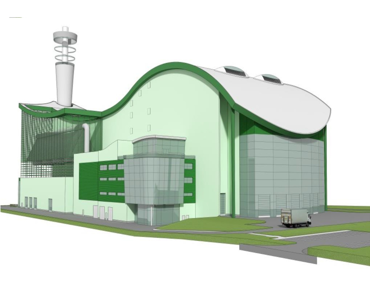 ZEVO Chotíkov Incineration Plant