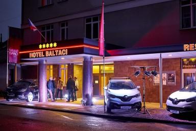 Celý slavnostní večer proběhl v krásných prostorách hotelu Baltaci ve Zlíně