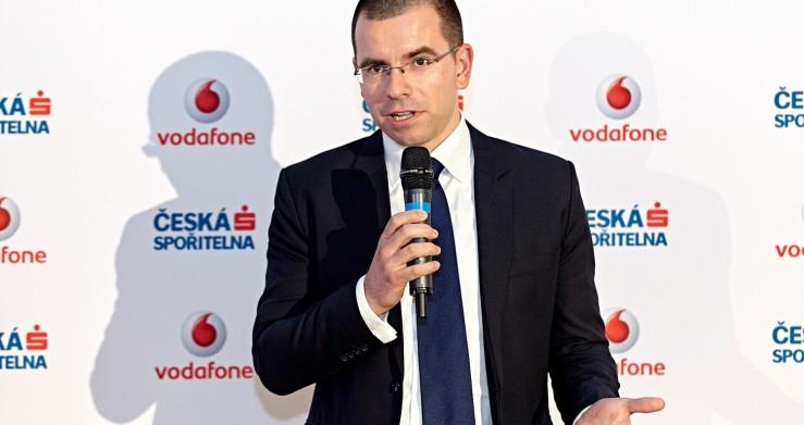 Každý finalista krátce představil svou firmu, za Centroprojekt se této role ujal Ing. Martin Drotár, místopředseda představenstva