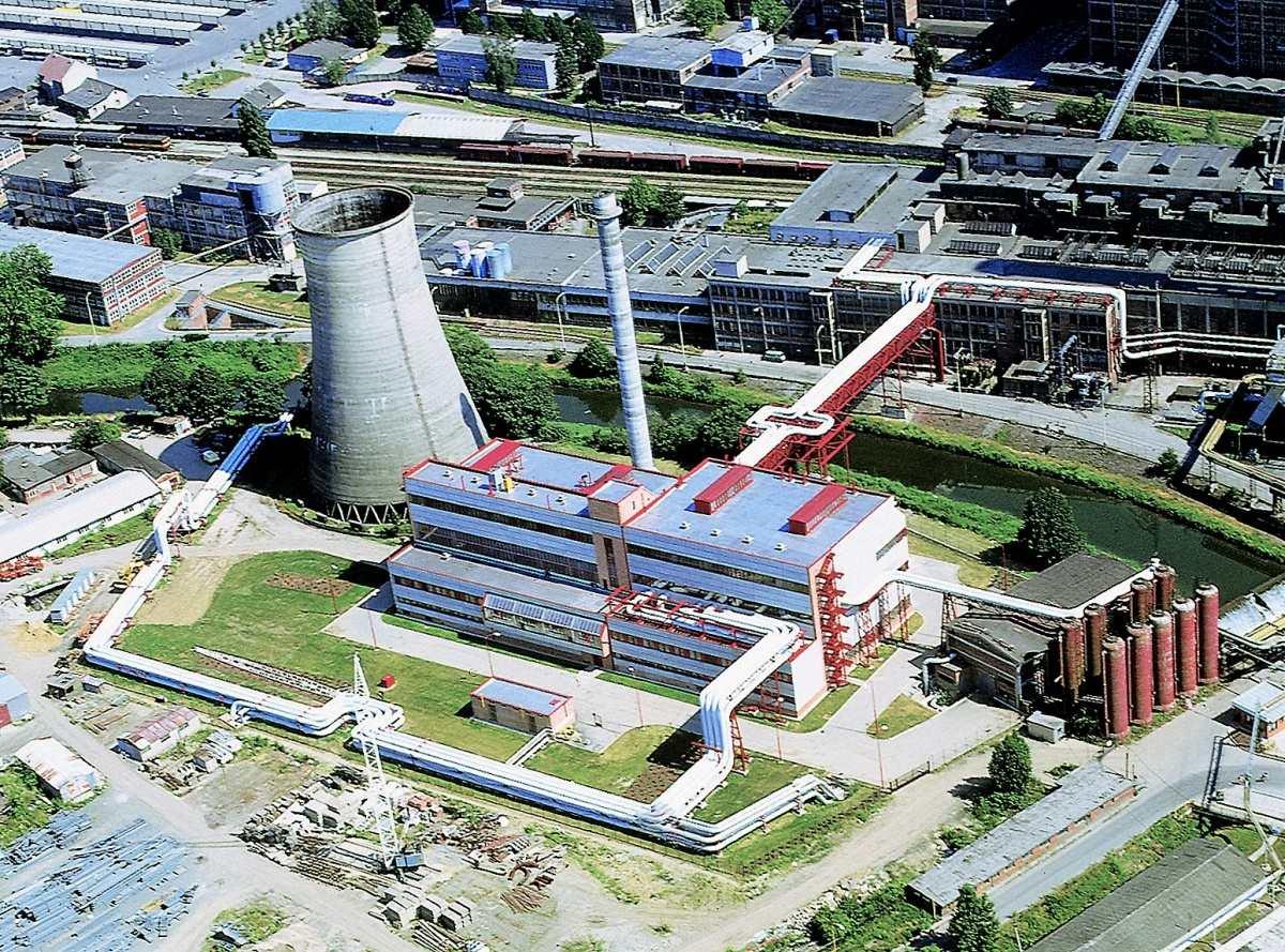 Heat Source for Zlín