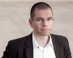 Martin Drotár - místopředseda představenstva společnosti Centroprojekt ze Zlína