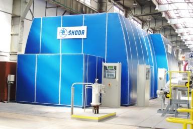 Projekt instalace nového turbogenerátoru připravil Centroprojekt ze Zlína