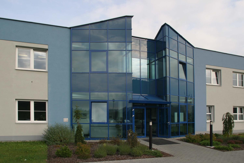Projekt výrobní ocelové haly pro Hirschamnn ve Vsetíně dodal Centroprojekt