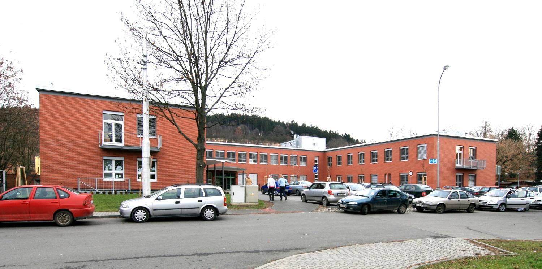 Projekt rekonstrukce a přístavby onkologického centra nemocnice Tomáše Bati ve Zlíně od Centroprojektu