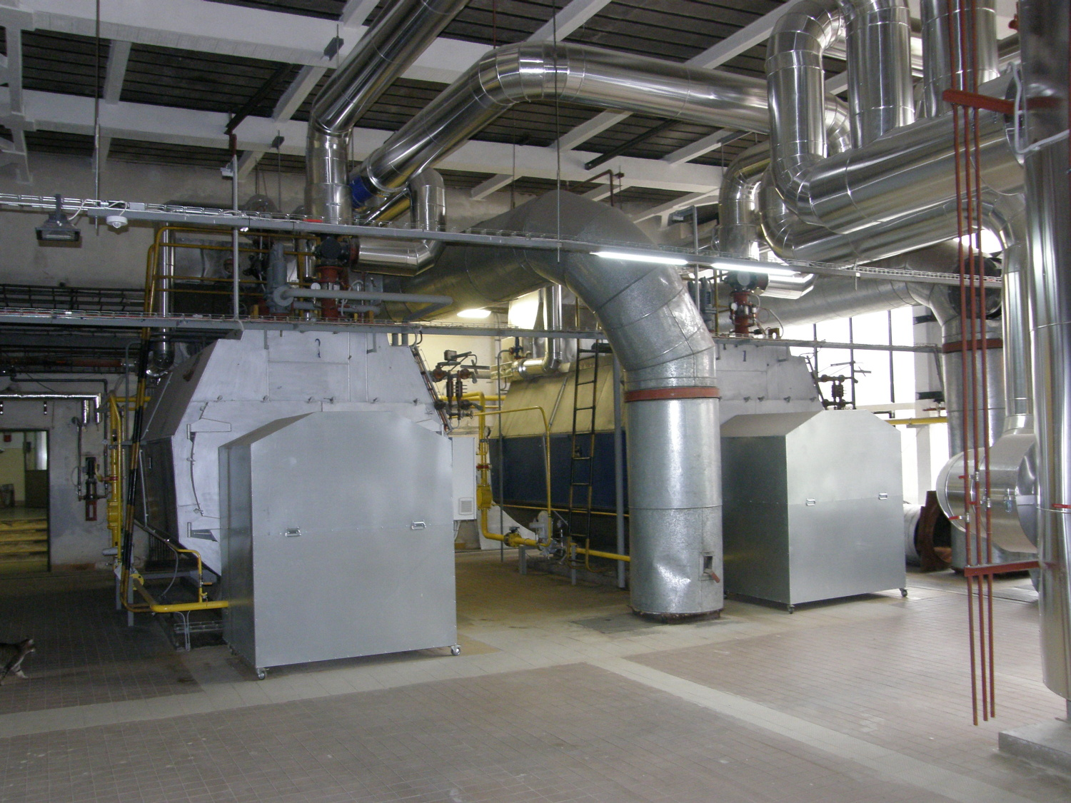 Renovation of the Heat Generation System at the MTZ Heat Supplier for the Benešov Town