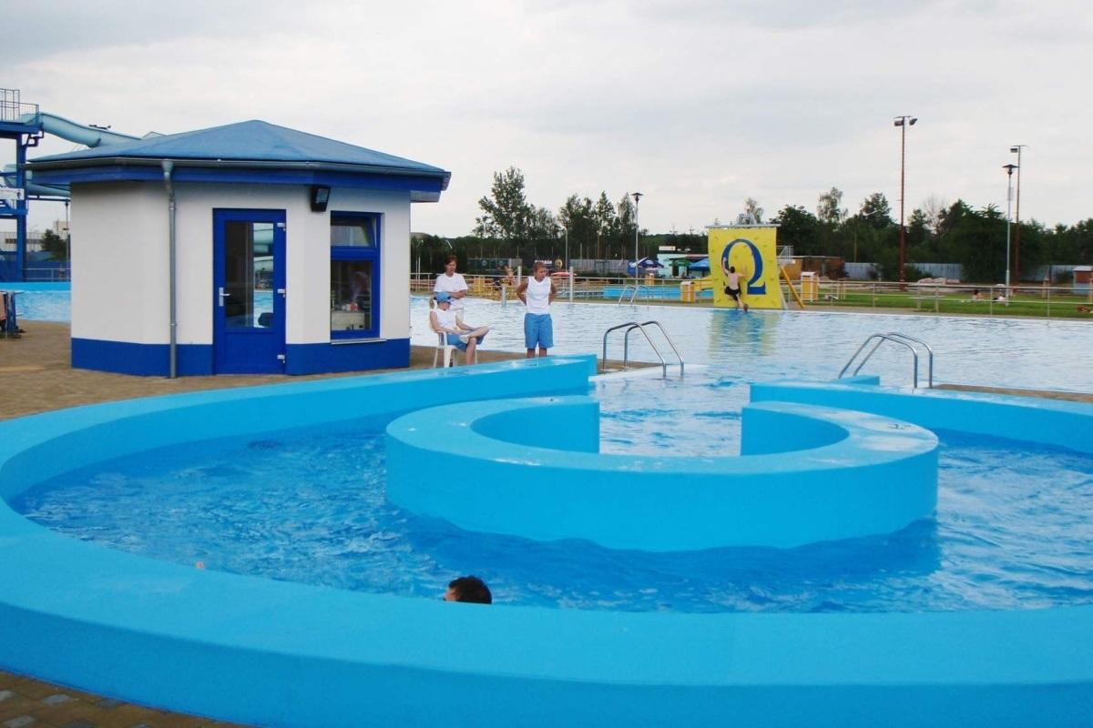 Rekonstrukci koupaliště v Chropyni připravila projekční kancelář Centroprojekt