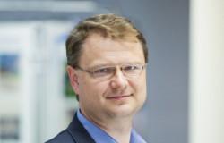 Dušan Novotný, ředitel Divize Vodohospodářské a inženýrské stavby v projektové kanceláři Centroprojekt