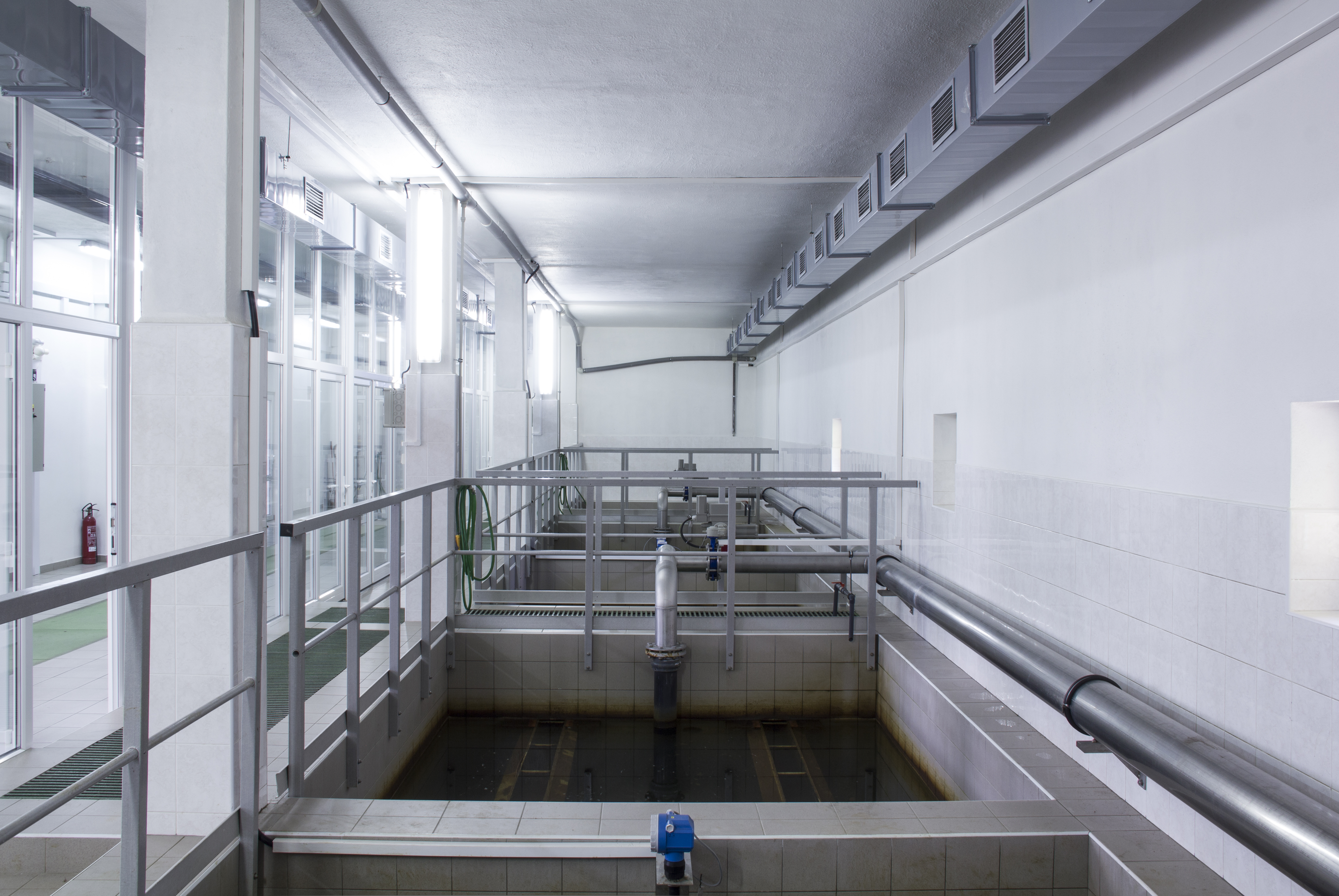 Projekt úpravny vody v Kozičíně