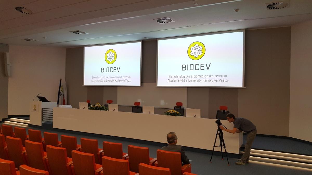 Projekt vědeckého centra BIOCEV je dokončen