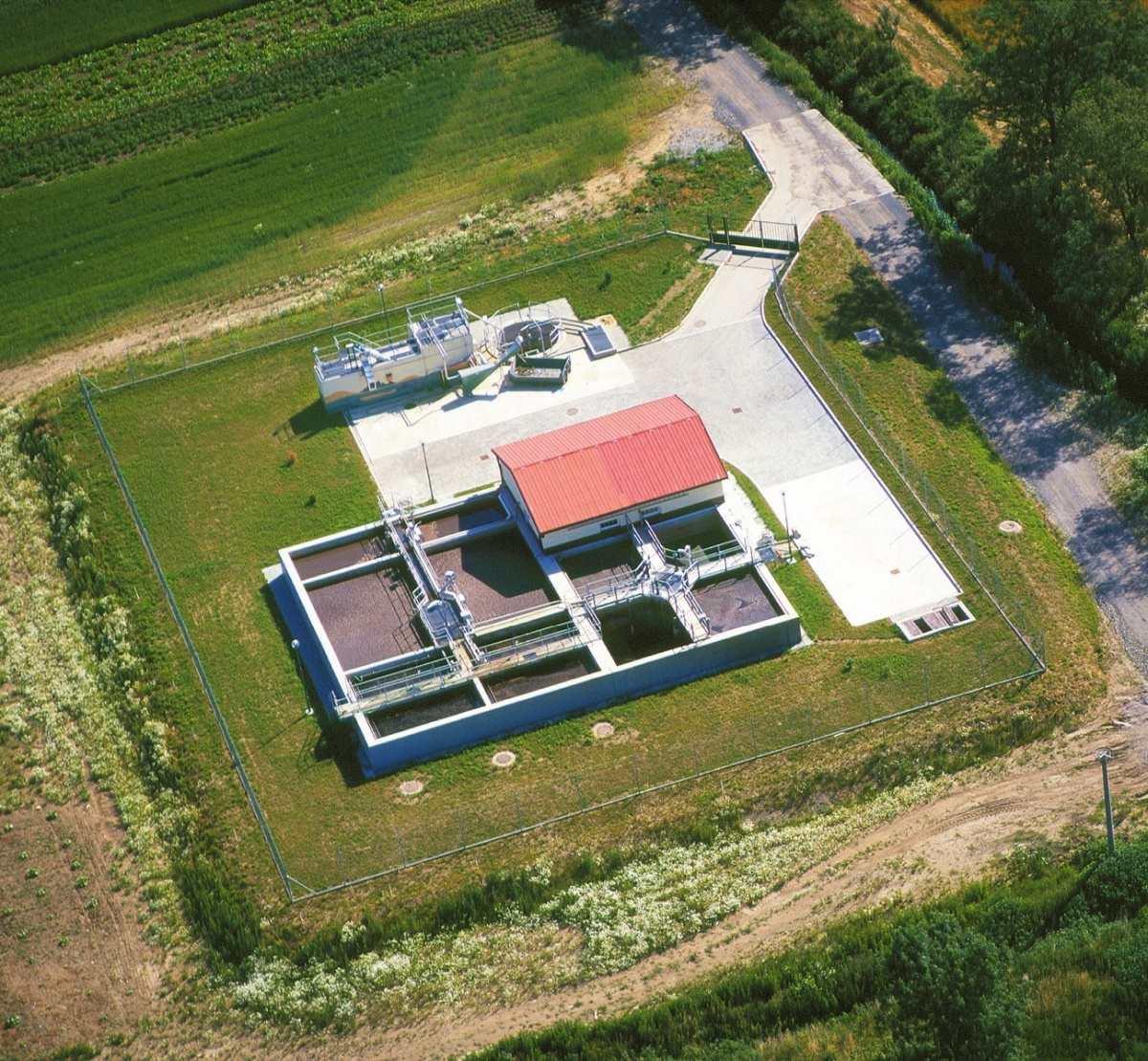 Projekt obecní ČOV ve Vnorovech
