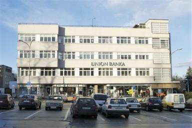 Obchodní dům Javorského ve Zlíně