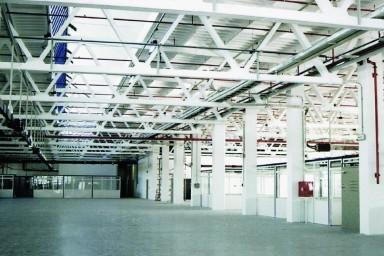 Rekonstrukce hal v Gilette Jevíčko