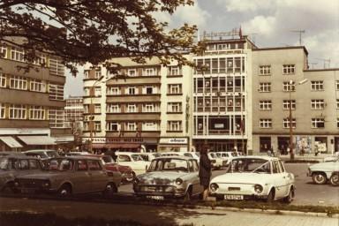 Budova Fotografie ve Zlíně