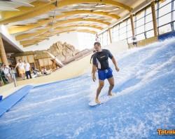 Surf Wawes Tatralandia s bazénovými technologiemi od Centroprojektu
