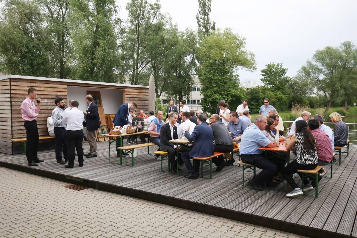 Seminář Invent pro obchodní zástupce 2016 v Erlangenu