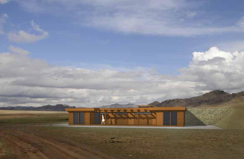 Studie čistírny odpadních vod pro rozvojové lokality v Mongolsku
