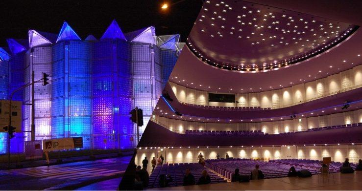 Kongresové centrum Zlín se otvírá návštěvníkům a kultuře